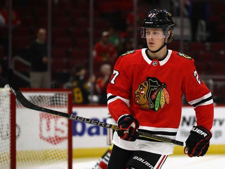 The Rink - Preseason Recap: Blackhawks Fall to Red Wings 8-6